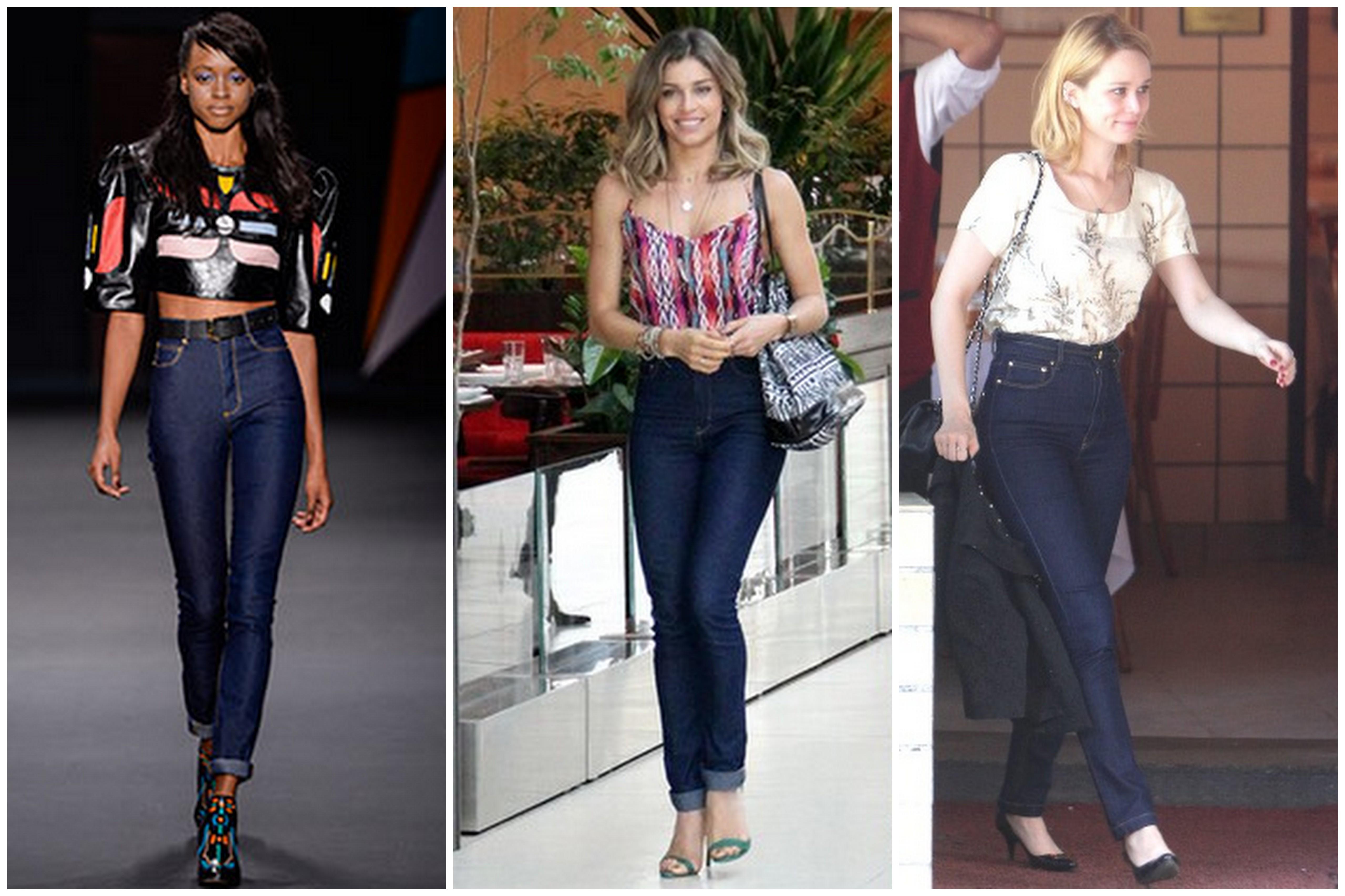 Calça de Cintura Alta – Como usar | Mulheres Charmosas
